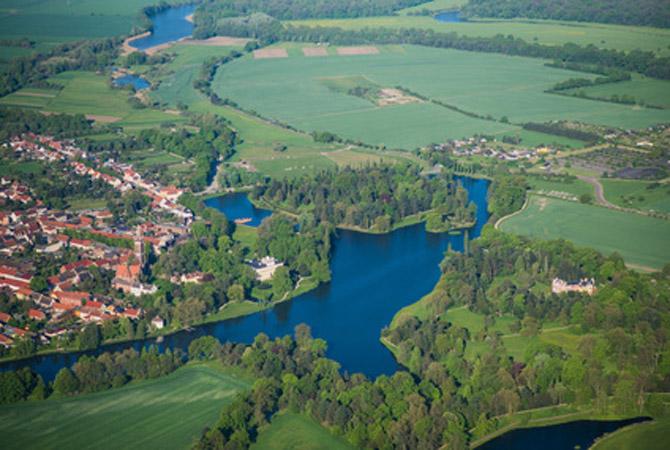 Wörlitz an der Elbe