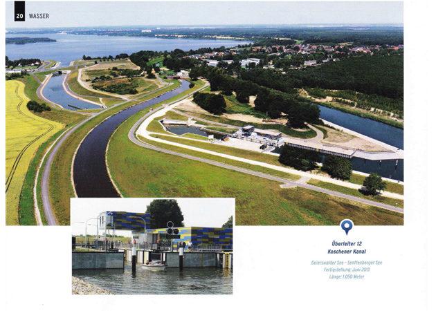 Reportage Seensucht über das Lausitzer Seenland
