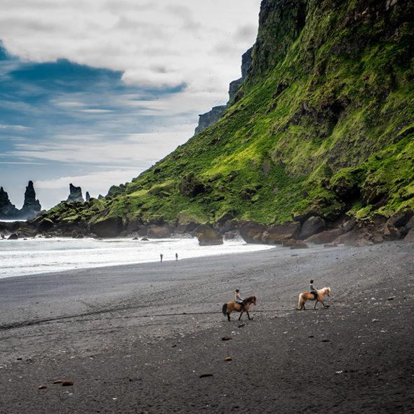 Reittour auf Island